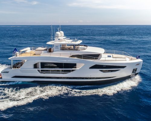 Horizon | Yachts | For Sale | FD85 | Luxury