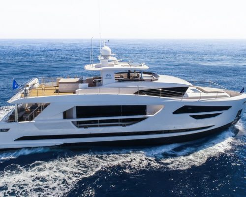 Yacht | Horizon | FD85 | For Sale | Luxury